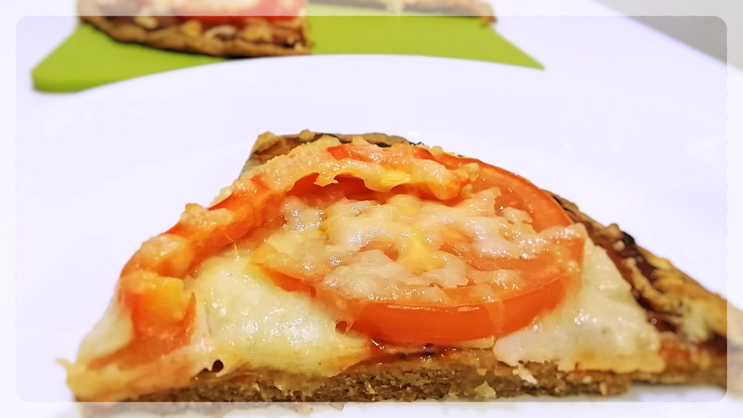 Odchudzona wersja tradycyjnej pizzy