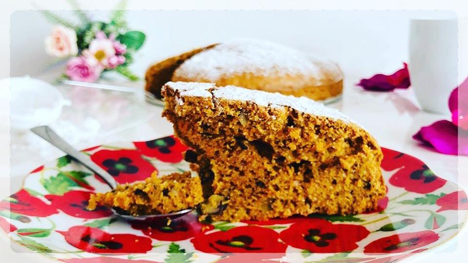 Wielkanocne ciasto marchewkowe czyli alternatywa dla tradycyjnego mazurka