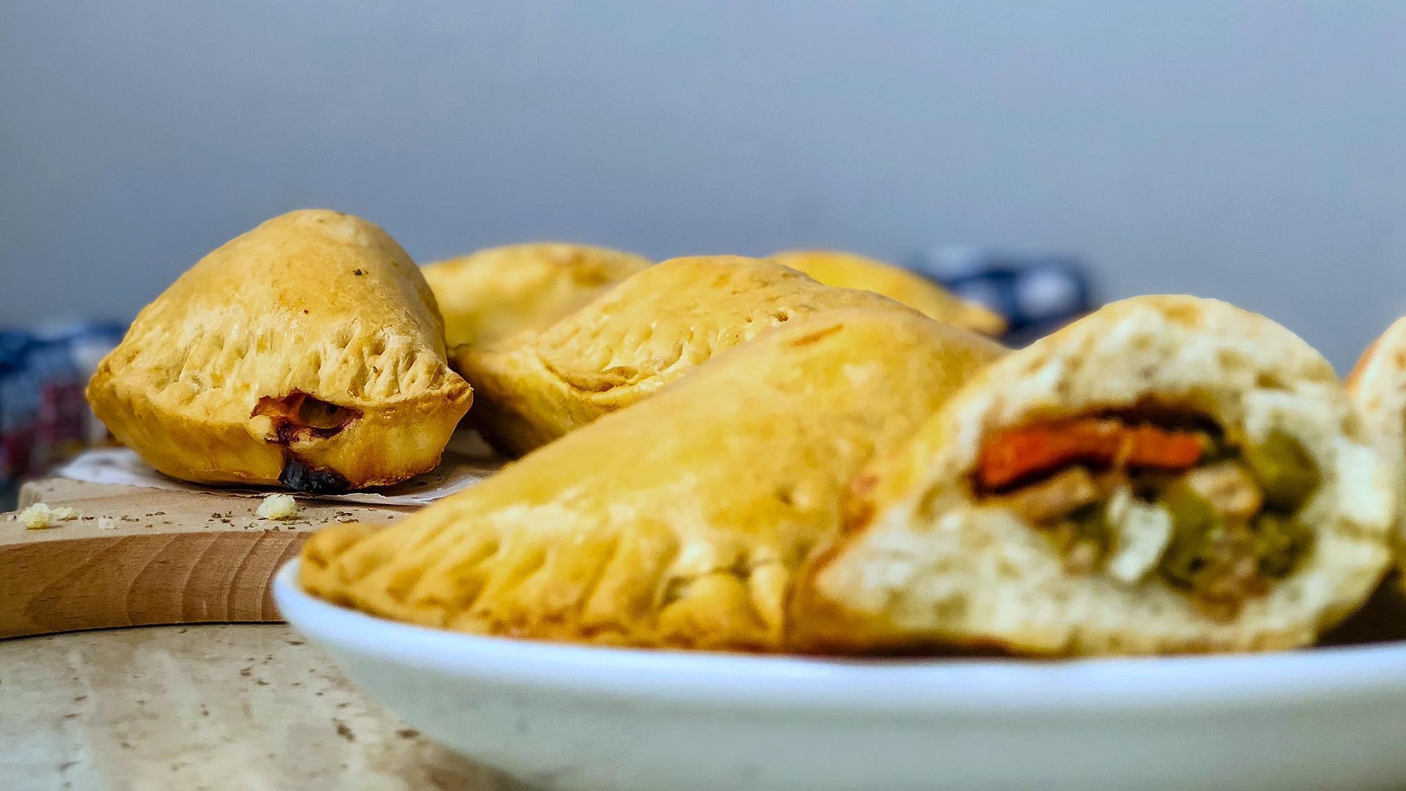 Empanadas – czyli meksykańskie pierożki w wersji odchudzonej